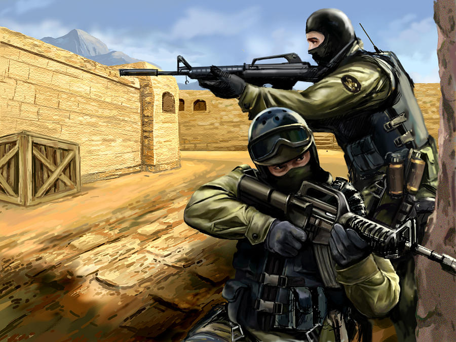 Игра Counter Strike